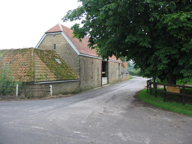 Barn at Lower Langham Farm