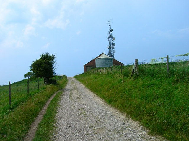 Truleigh Hill Barn