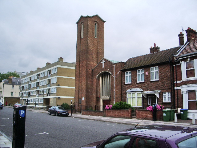 Greek Orthodox of St Nicholas, Southampton