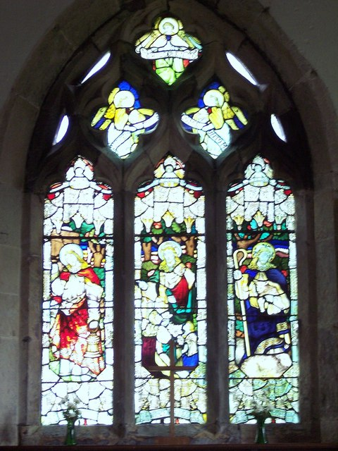 St John's Church, Allerston - Stained Glass Window