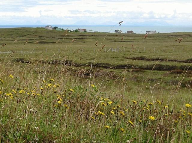 Moorland near Seisiadar