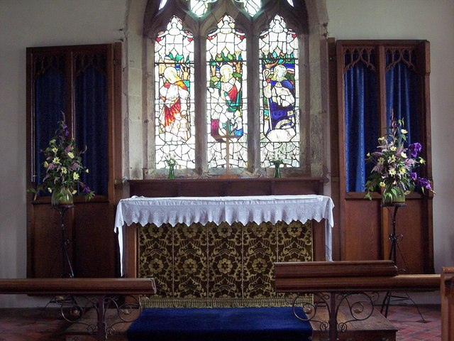 St John's Church, Allerston - Interior
