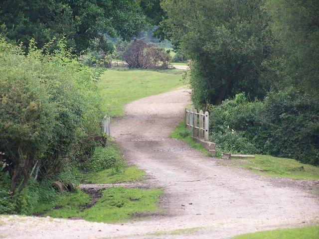 Track by Moor Bridge, Furzley