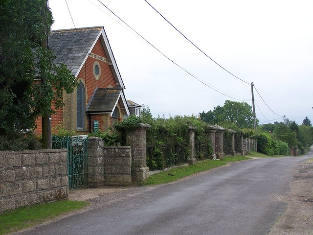 Canada Common Methodist Chapel