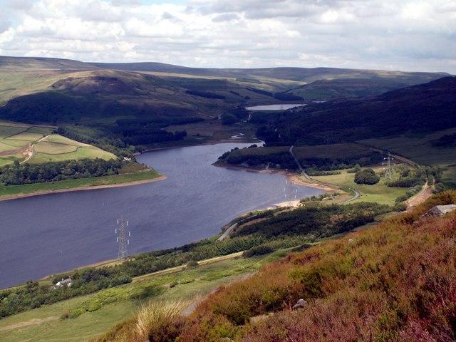 Bramah Edge to Torside Reservoir