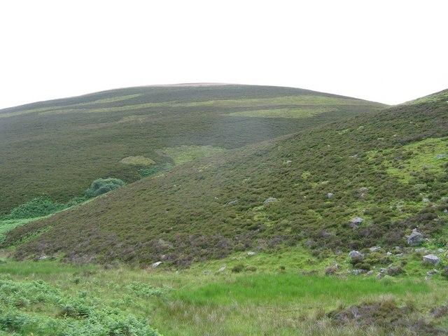 Hillside of Cormaud