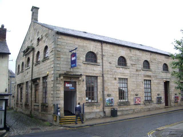 "The ""Dukes Theatre"", Lancaster"