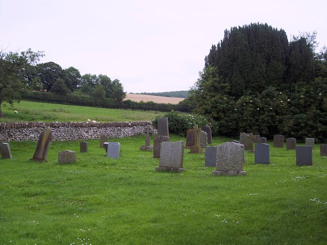 St John's Church, Allerston - Churchyard