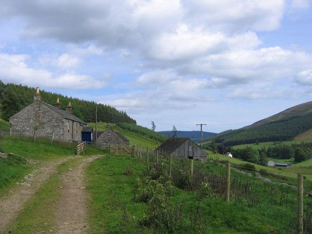 Glenuig farm