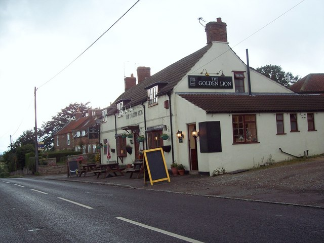 The Golden Lion, Great Barugh