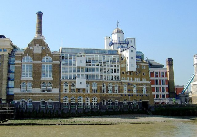 Anchor Brewery, Southwark, London