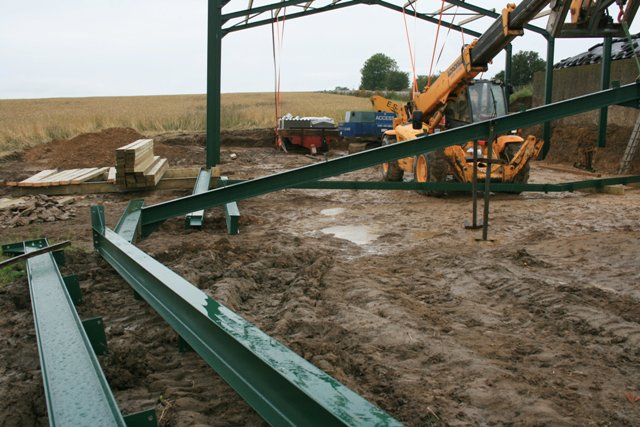 New Barn, Grange Farm