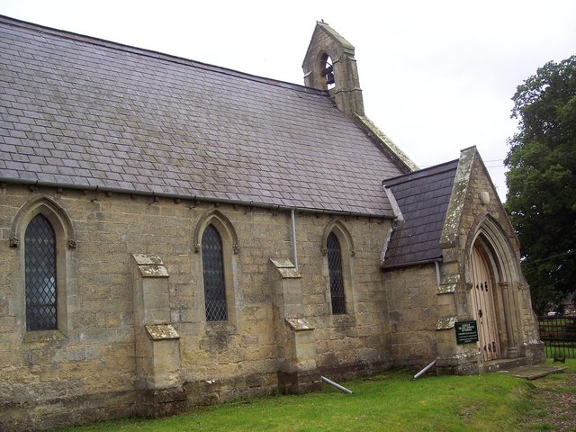 The Church of the Holy Epiphany, Butterwick