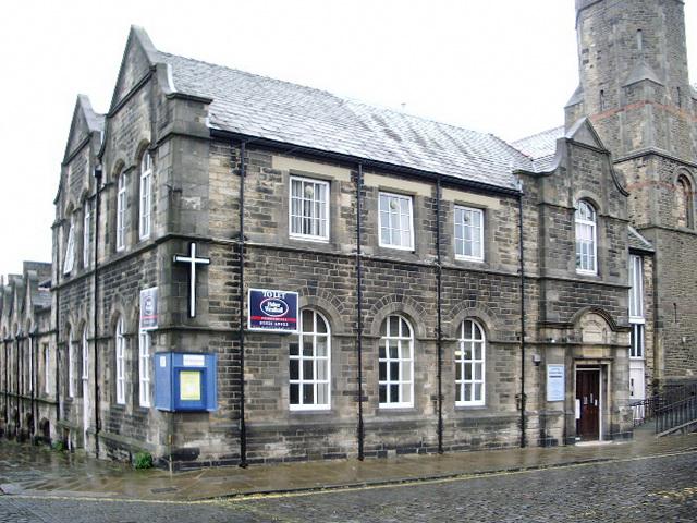 Lancaster Methodist Church
