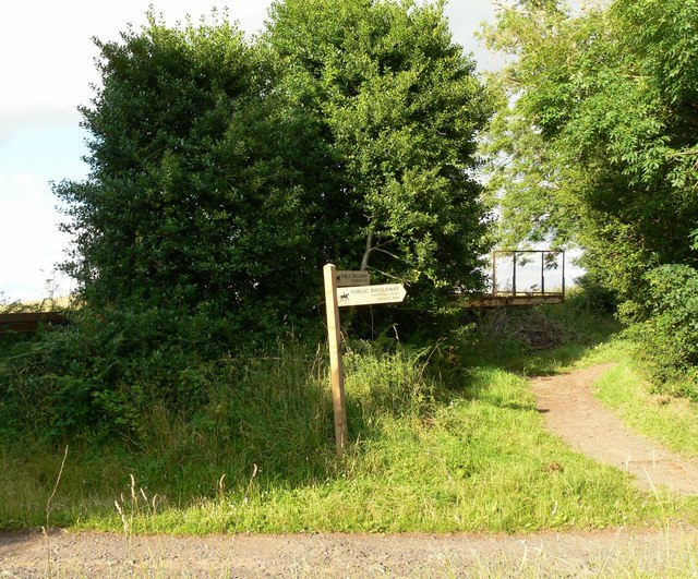 Public bridleways