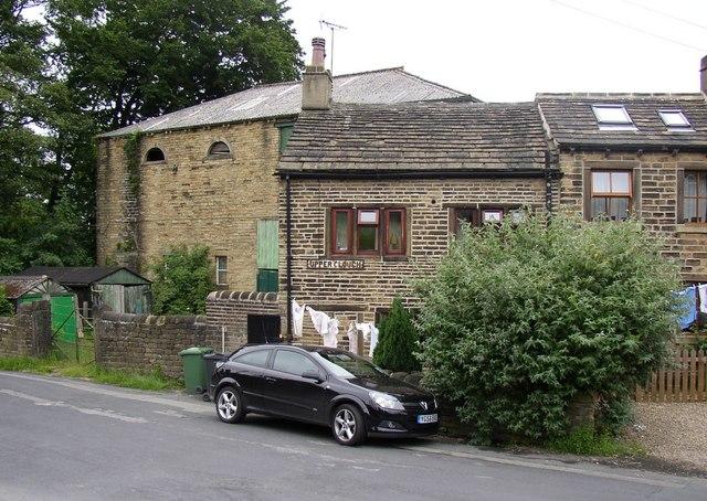 Buildings at Upper Clough, Linthwaite