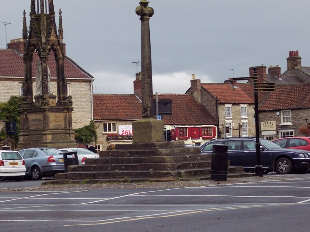 Market Cross, Helmsley Marketplace