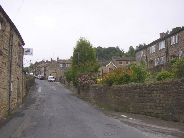 Upper Clough Road, Linthwaite