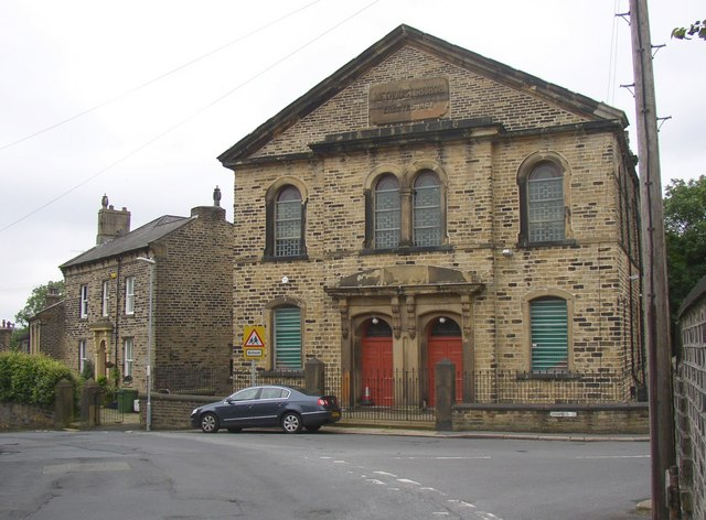 Former Methodist Chapel, Linthwaite