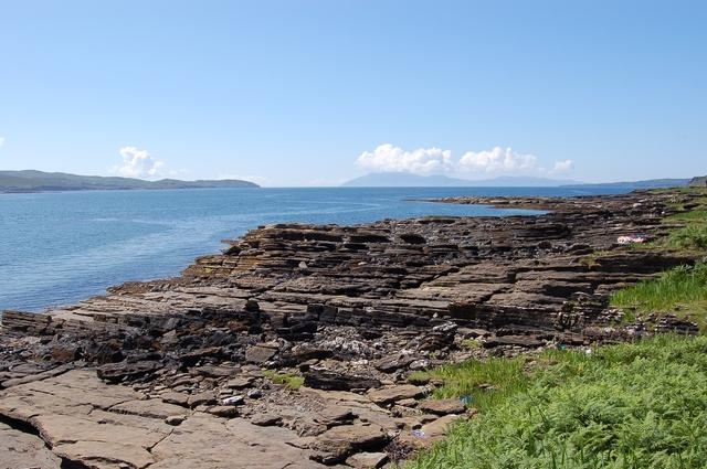 Shore of Loch Eishort at Boreraig