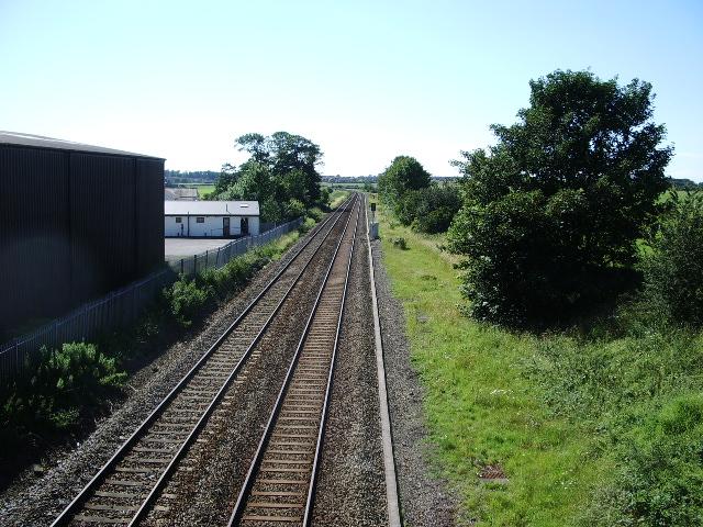 Preston to Blackpool Railway