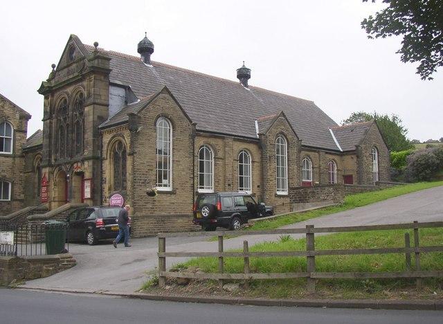 Methodist Assembly Hall, Linthwaite