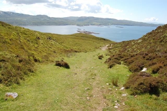 Track to Boreraig
