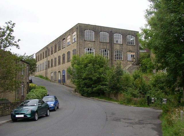 Mill building, Waingate, Linthwaite