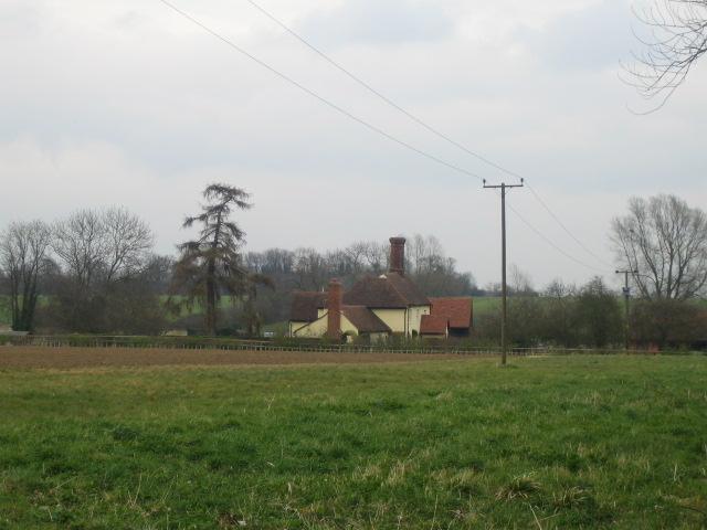 Frayes, Frayes Chase near Beauchamp Roding
