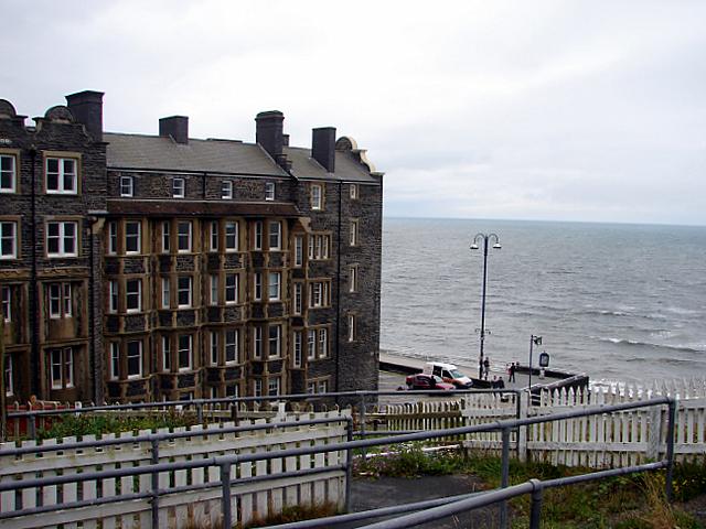 Alexandra Hall, Aberystwyth