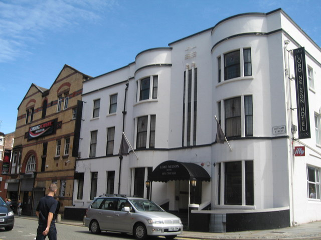 Lord Nelson Hotel and Carling Academy