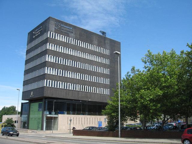 John Moores University Building, Norton Street