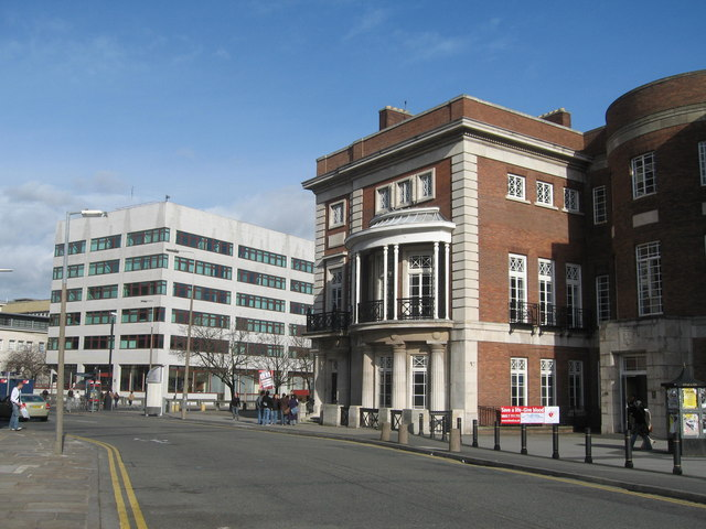 Mountford Hall, Liverpool University