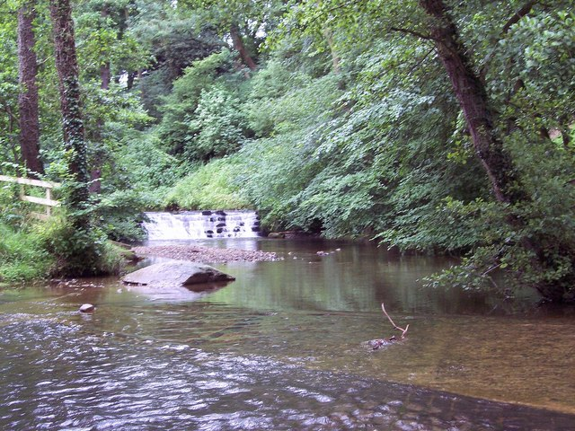 Weir at Cod Beck