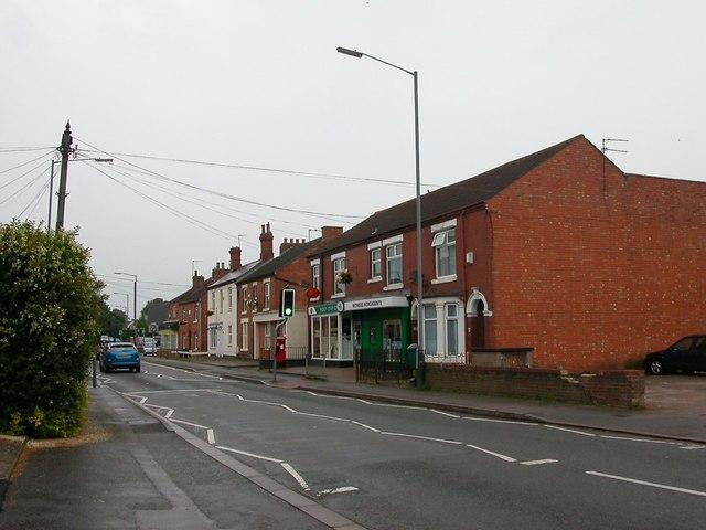 Old Bilton-Main Street