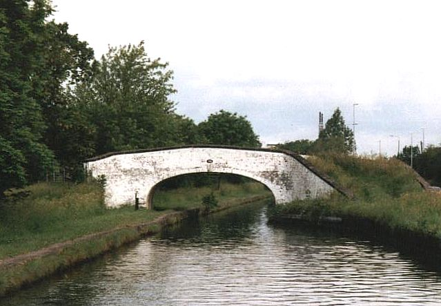 2002 : Bridge 164 Trent & Mersey Canal