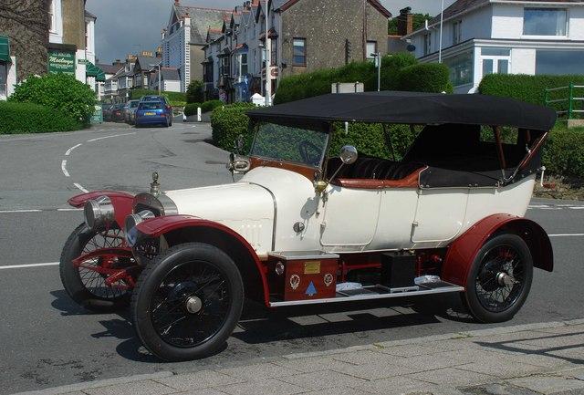 1913 Sunbeam - Criccieth