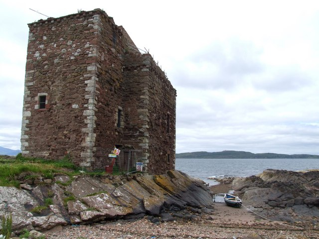Portencross Castle, Portencross