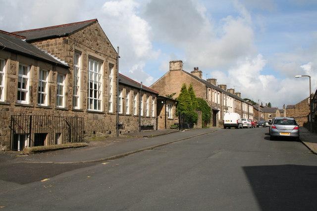 Bolland Street, Barnoldswick, Yorkshire