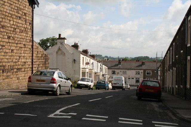 Brogden Street, Barnoldswick, Yorkshire
