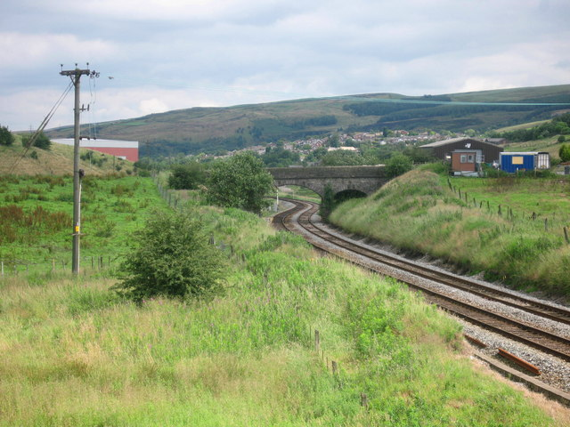 Oldham to Rochdale Railway