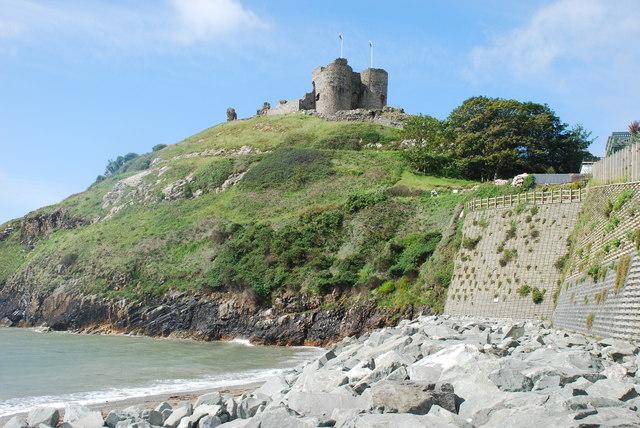 Castell Criccieth Castle