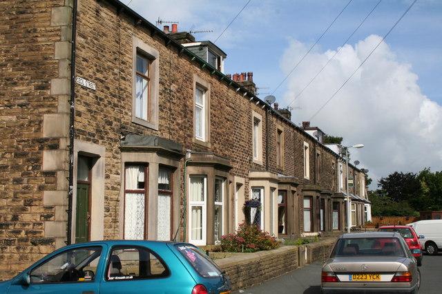 Cecil Street, Barnoldswick, Yorkshire