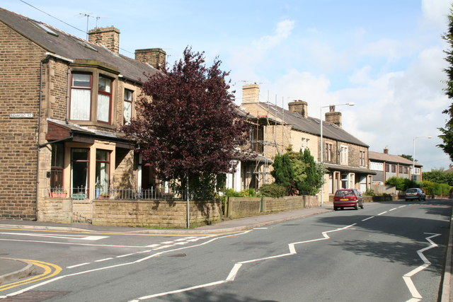 Gisburn Road, north of Richmond Road, Barnoldswick