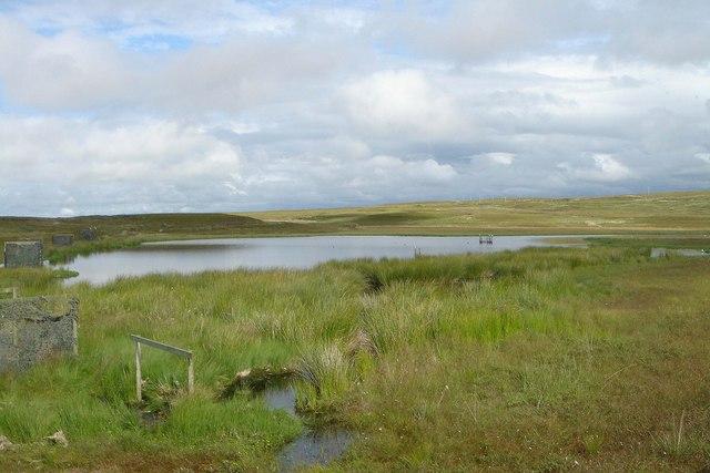 Loch Hollistan