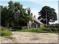 SE2703 : Far Coates Farm Building by John Fielding