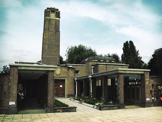 Lambeth Crematorium