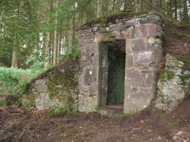 Ardoch Ice House