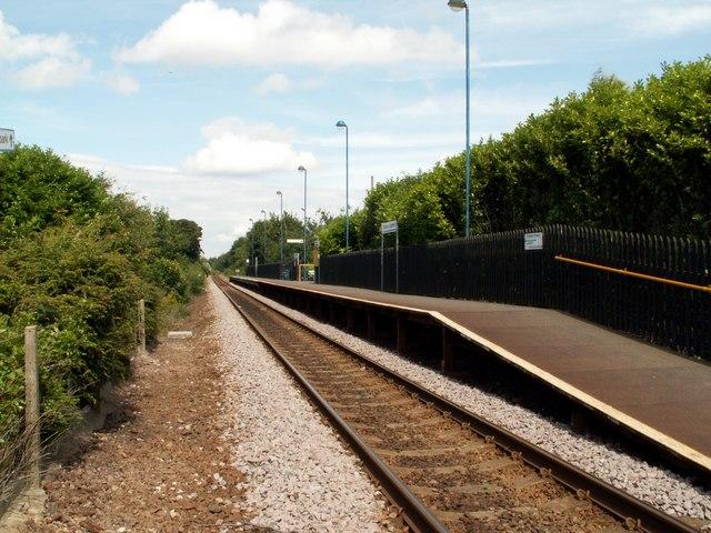Silkstone Common Railway Station