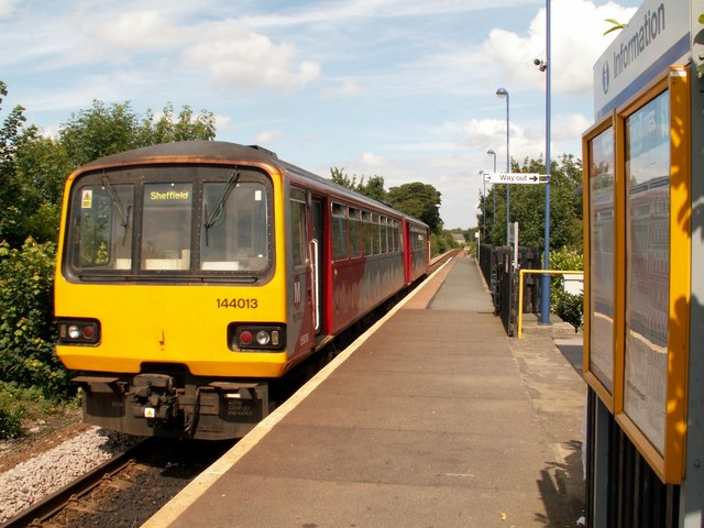 The 15.50 to Sheffield
